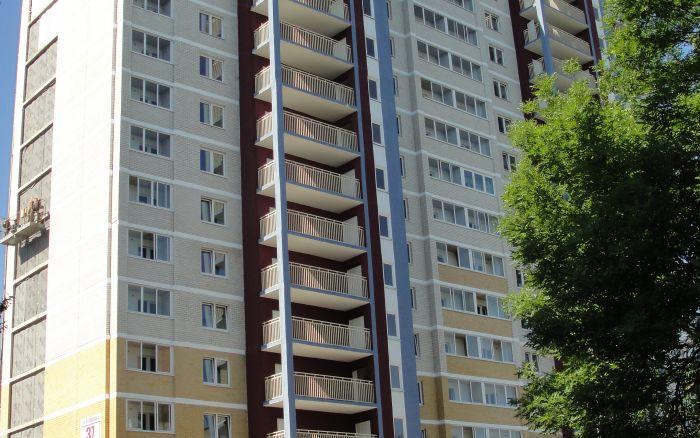 Жилой дом №1 на пересечении улиц Краснофлотская и 1-я Артиллерийская в г. Витебске
