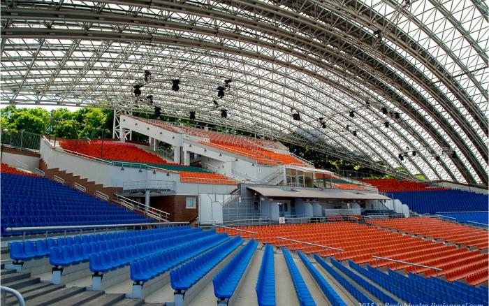 Модернизация Амфитеатра