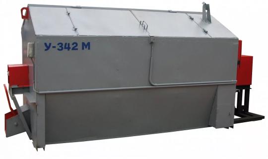 Установка для перемешивания и выдачи бетона - услуги ОАО Жилстрой Витебск
