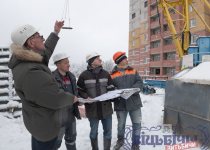 40 лет исполнилось витебскому ОАО «Жилстрой»