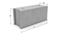 Блоки стен подвалов - купить в Витебске