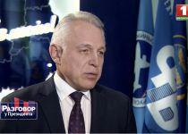 Что обсуждал Президент с председателем ФПБ? Михаил Орда поделился подробностями разговора