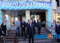 Новое общежитие для будущих медиков открыли в Витебске